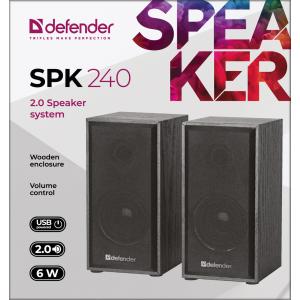 Акустика Defender SPK 240 2.0