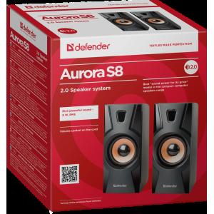 Акустика Defender Aurora S8 2.0