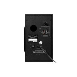 Акустика 2.1 SVEN MS-304 RMS 40W, Bluetooth, FM, USB, SD, ПДУ, МДФ, black