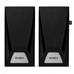 Акустика SVEN SPS-555 2.0 black