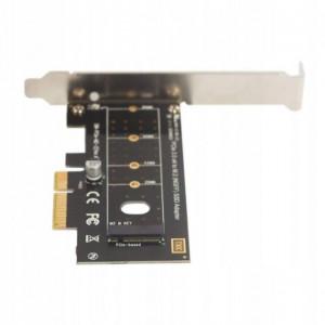 Адаптер M.2 SSD to PCI-E 3.0 x4 (NGFF) M-Key