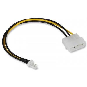 Переходник питания для кулера Molex - 3 pin