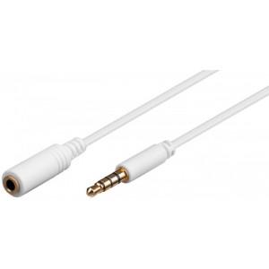 Audio удлинитель M/F 1м