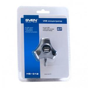 USB разветвитель Sven HB-012 4 порта