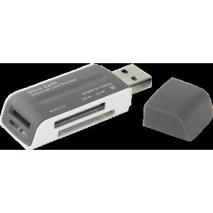 Кардридер Defender Ultra Swift USB 2.0