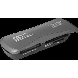 Кардридер Defender Ultra Rapido USB 2.0