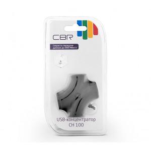 USB разветвитель CBR CH 100 4 порта