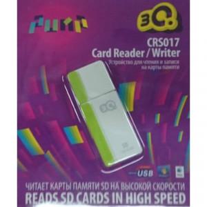 Кардридер 3Q CRS017 USB 2.0