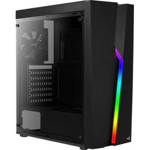 Корпус AeroCool Bolt A-BK-v1, RGB