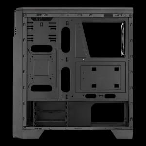 Корпус AeroCool Ore Saturn FRGB G BK v1