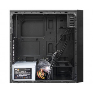 Корпус ATX BoxIT 4603BB black-grafit, без БП