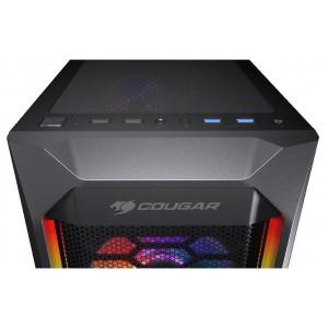 Корпус Cougar MX410 Mesh-G RGB, без БП