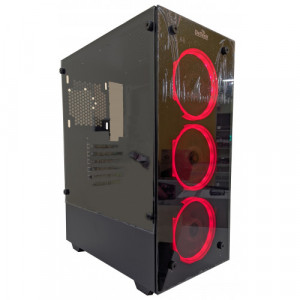 Корпус DeTech DT-8012 RED