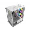 Корпус mATX Powercase Mistral Z3W Mesh LED (CMIMZW-L3)