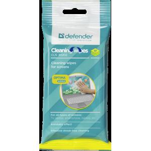 Чистящие салфетки для монитора Defender CLN30202
