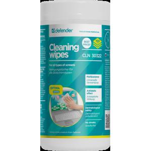 Чистящие салфетки DEFENDER CLN30322