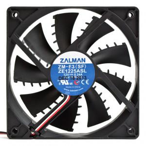 Вентилятор корпусной Zalman ZM-F3 (SF) 120мм