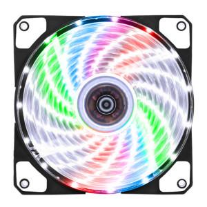 Вентилятор корпусной RGB LED 120мм