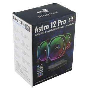 Комплект вентиляторов Aerocool Astro 12 PRO 3 шт