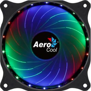 Вентилятор корпусной AeroCool Cosmo 12 FRGB 120mm