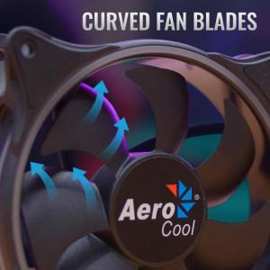 Комплект вентиляторов Aerocool Eclipse 12 PRO 3 шт