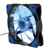 Вентилятор корпусной BLUE LED 120мм