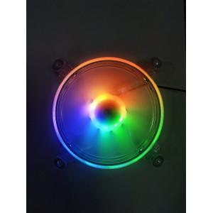 Вентилятор корпусной Gstorm 120мм, RGB