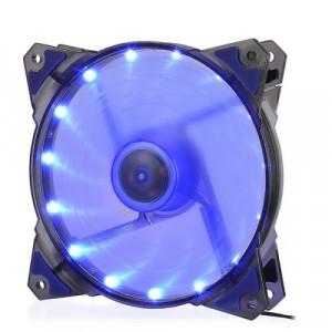 Вентилятор корпусной Crown CMCF-12025S-1230 LED Blue 120mm