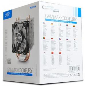 Кулер для ЦП Deepcool Gammax 300 FURY 130W