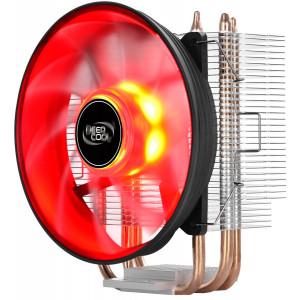 Кулер для ЦП Deepcool Gammax 300R RED 125W