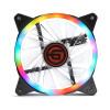 Вентилятор корпусной Ginzzu RGB 12DR6 120mm