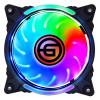 Вентилятор корпусной Ginzzu RGB 12R6 120mm