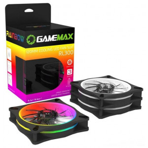 Комплект вентиляторов GameMax RL300