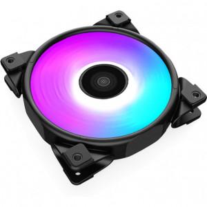 Комплект вентиляторов PCcooler Halo FRGB Kit 3 in 1 120mm