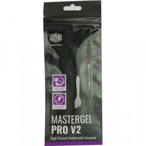 Термопаста Cooler Master MasterGel Pro V2 9,0W\mK 3.9g