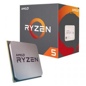 Процессор AMD Ryzen 5 2600 3.4GHz Socket AM4 BOX