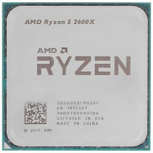 Процессор AMD Ryzen 5 2600x (3.6 - 4.2 Ghz) OEM
