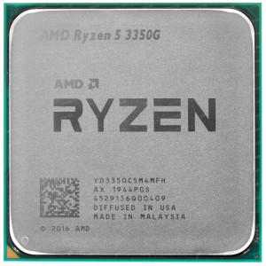 Процессор AMD Ryzen 5 3350G (3.6 - 4.0 Ghz) OEM