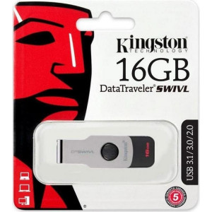 USB накопитель Kingston DT SWIVL 32GB USB 3.1