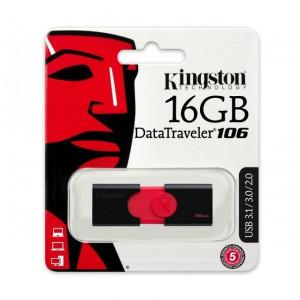 USB накопитель Kingston DT106 16GB USB 3.1
