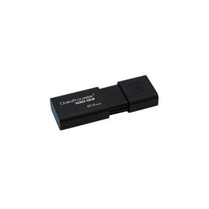 USB накопитель Kingston DT100 G3 USB 3.0 64Gb