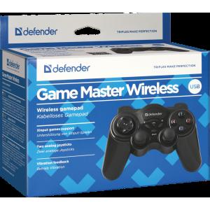 Геймпад беспроводной Defender Game Master Wireless