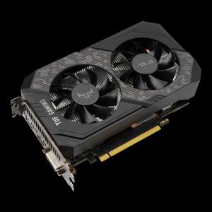 Видеокарта ASUS GeForce GTX 1660 SUPER TUF GAMING OC , TUF-GTX1660S-O6G-GAMING, 6Гб, GDDR6, Ret