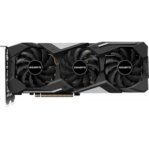 Видеокарта GIGABYTE nVidia GeForce GTX 1660SUPER , 6ГБ, GDDR6, GV-N166SGAMING-6GD