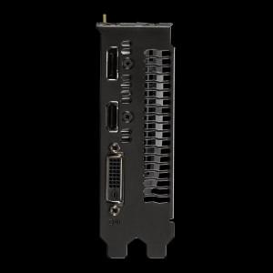 Видеокарта ASUS nVidia GeForce GTX 1650 , PH-GTX1650-O4G, 4Гб, GDDR5, OC, Ret