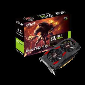 Видеокарта ASUS nVidia GeForce GTX 1050TI (CERBERUS-GTX1050TI-A4G)