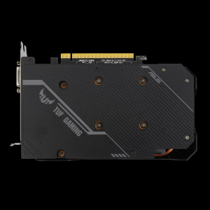 Видеокарта ASUS nVidia GeForce GTX 1650SUPER , TUF-GTX1650S-4G-GAMING, 4Гб, GDDR6, Ret