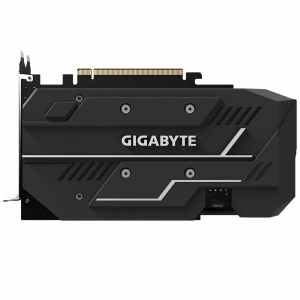 Видеокарта GIGABYTE Nvidia GeForce GTX 1660SUPER OC  6Gb GDDR6 GV-N166SOC-6GD