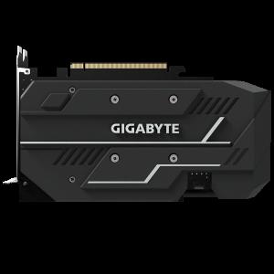Видеокарта GIGABYTE Nvidia GeForce GTX 1660SUPER OC  6Gb GDDR6 GV-N166SOC-6GD