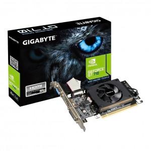 Видеокарта Gigabyte Nvidia GeForce GT710 2Gb GDDR3